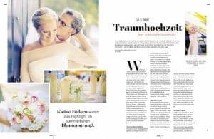 """Veröffentlichung """"Heiraten in NRW"""" mit Eva & André's Traumhochzeit auf Schloss Hugenpoet in Essen  5"""