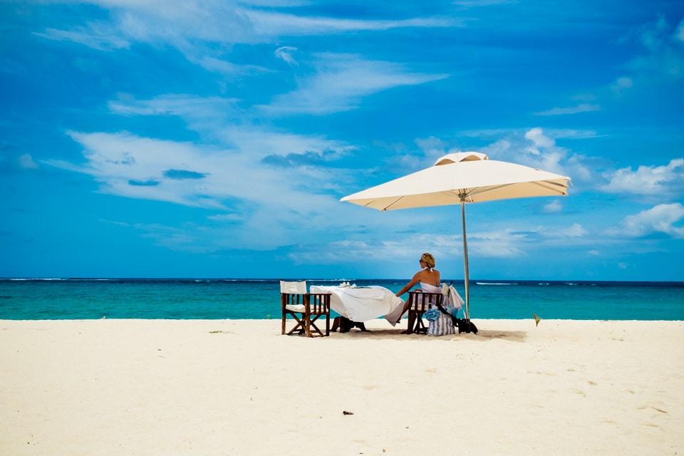 Honeymoon Mauritius Dubai