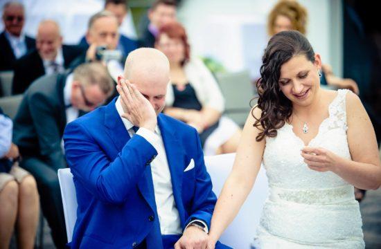 Hochzeit Bergisches Land Männer weinen
