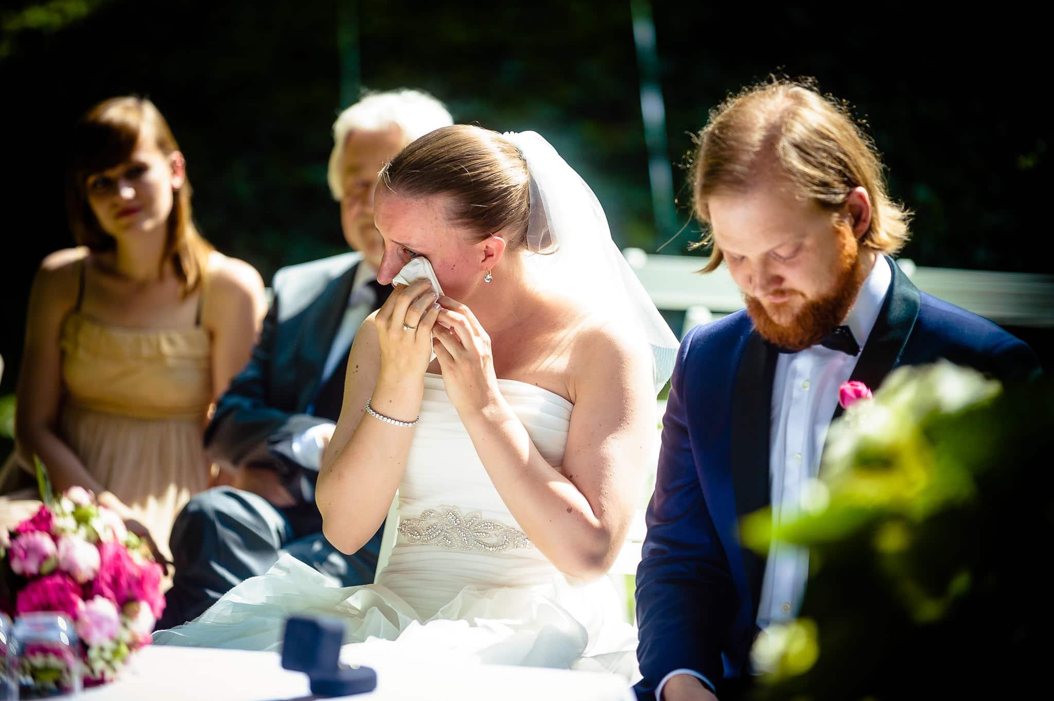 Intime Hochzeit