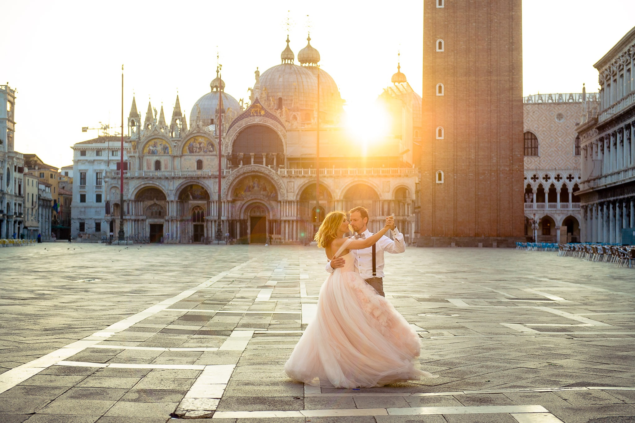 After Wedding Shooting in Venedig
