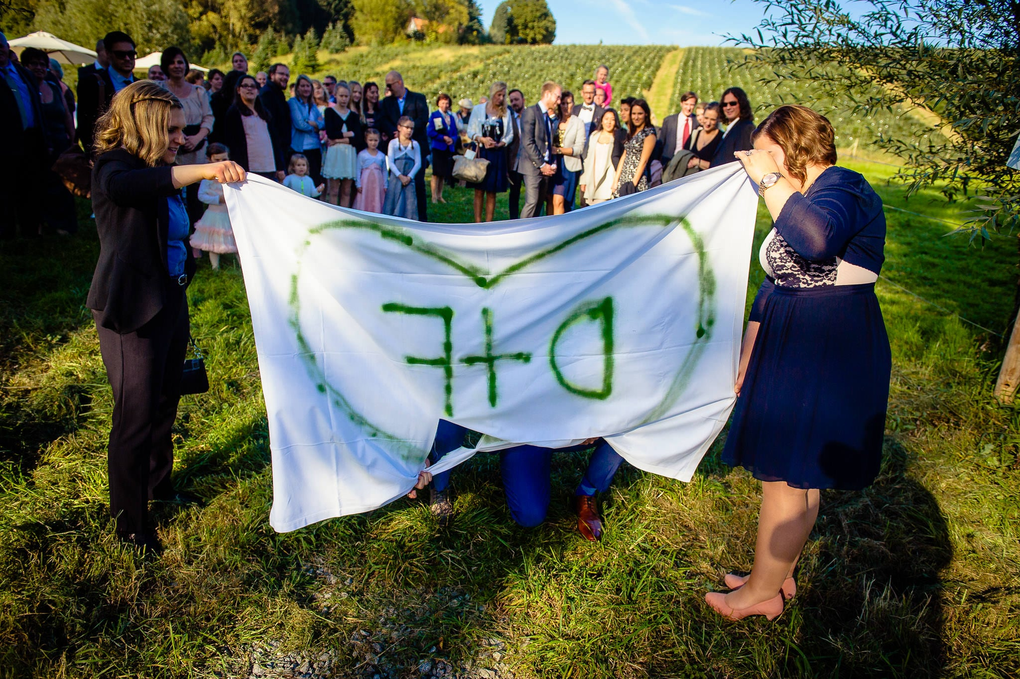 Freie Trauung in Ratingen