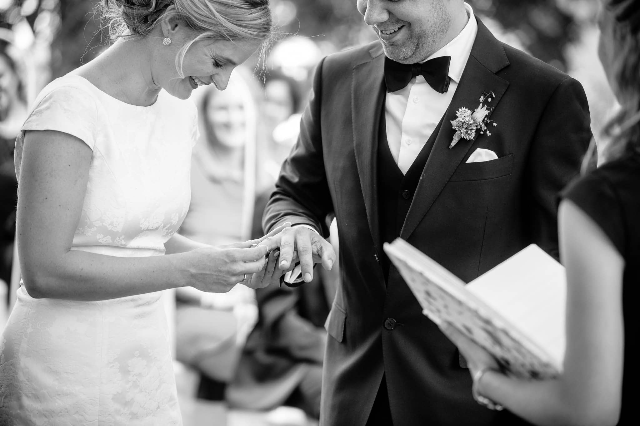Hochzeit im Landhaus am See in Garbsen