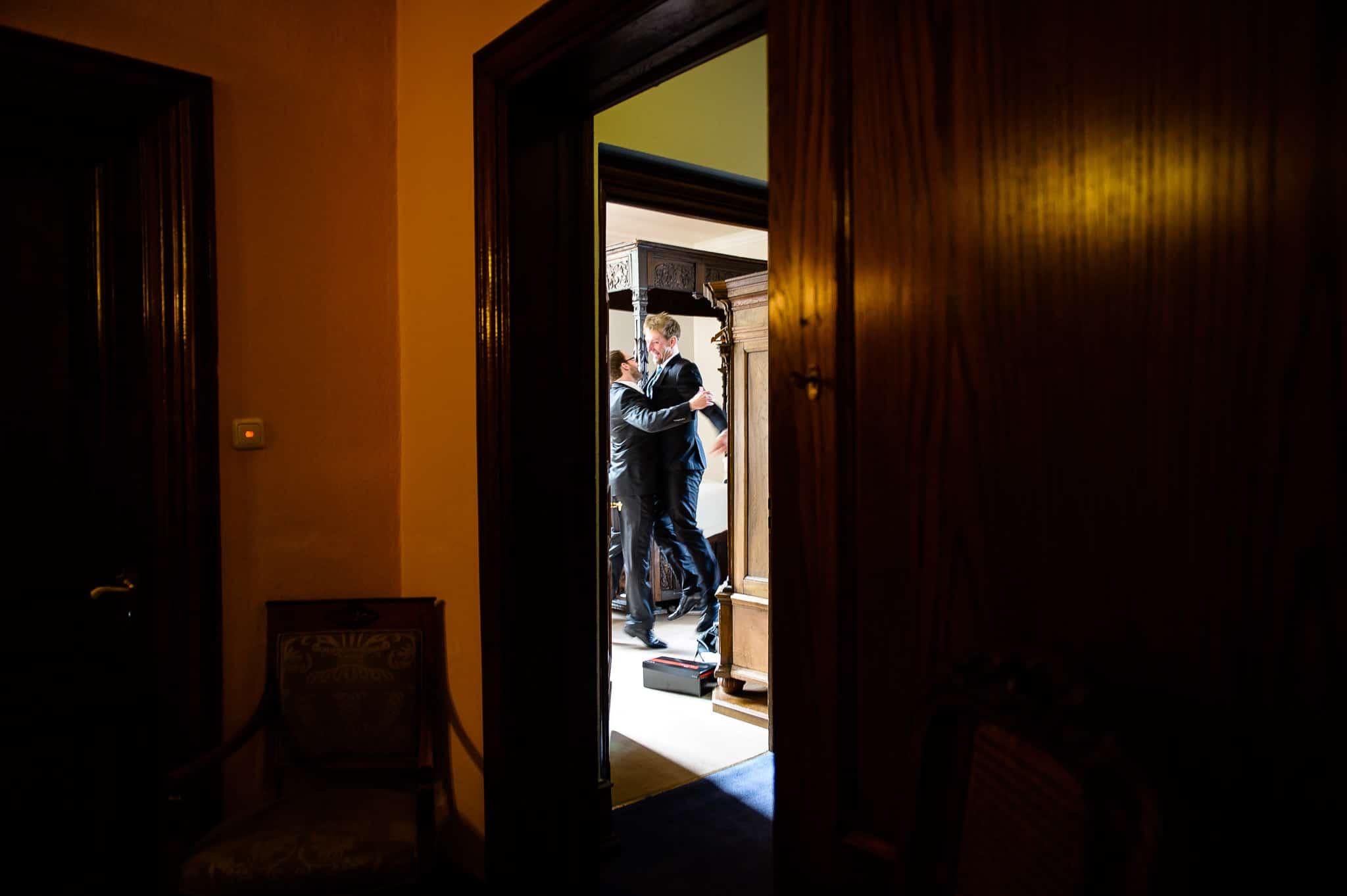 Freie Trauung Schlosshotel Hugenpoet