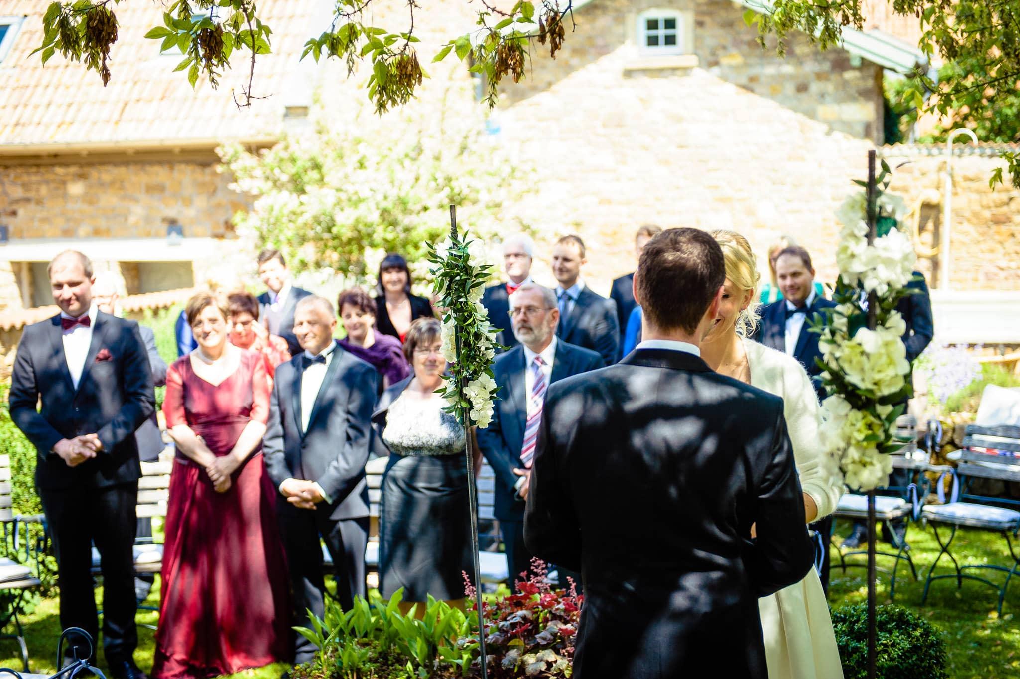 Hochzeit Weingut